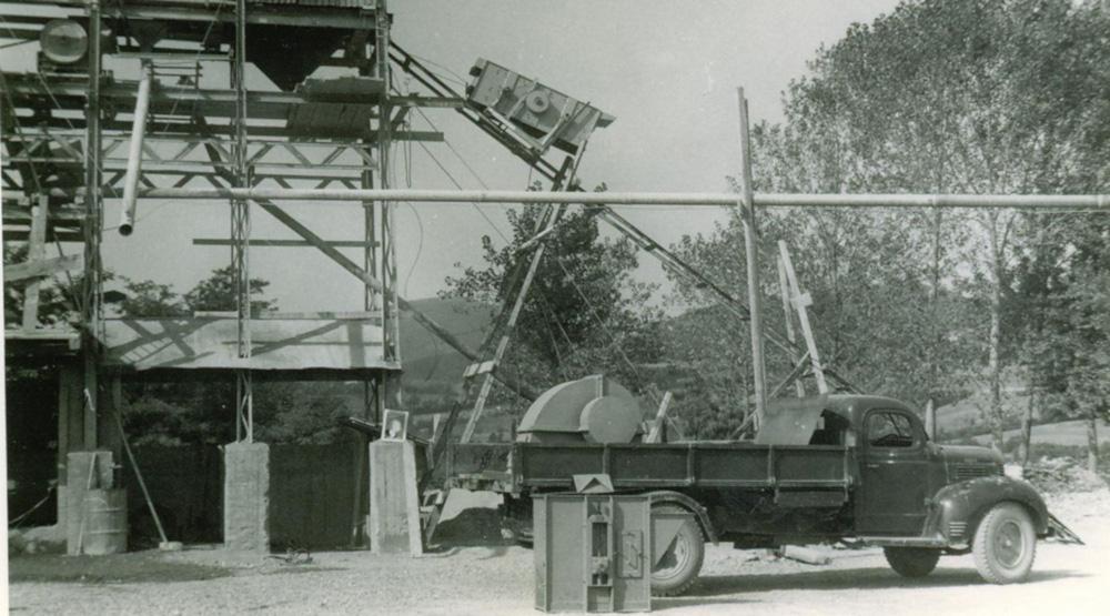 La Storia - Frantoio 1964